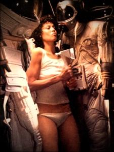 Ellen Ripley, Sigourney Weaver