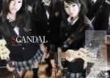 Scandal pop group