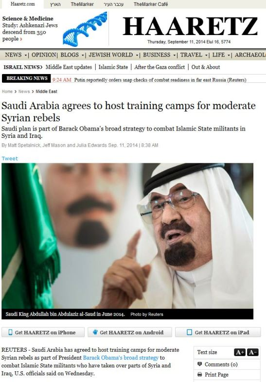 sauditraining camps for fsa