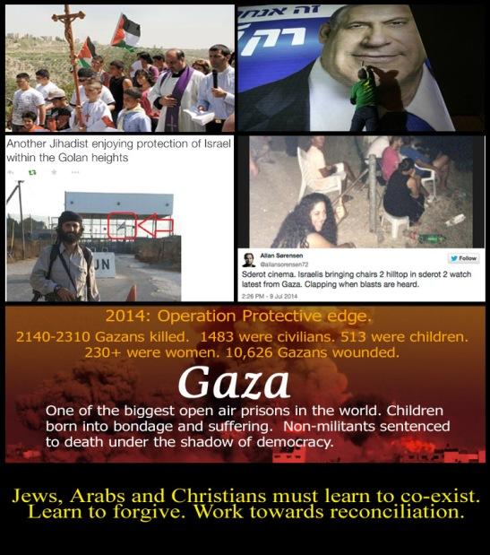Gaza2014 op protective edge