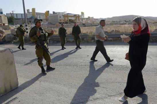 Reports-conflict-over-Palestinian-woman-shot-dead-by-Israeli-police