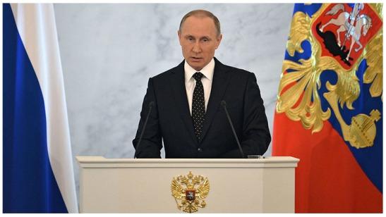 Putin Presidential Address 2