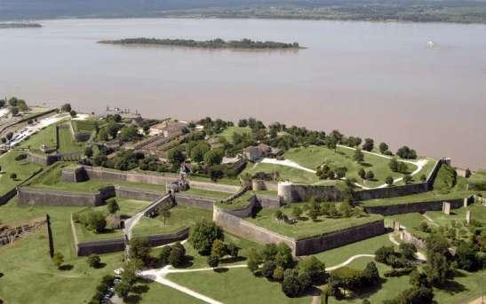 Estuaire de la Gironde-Citadel of Blaye