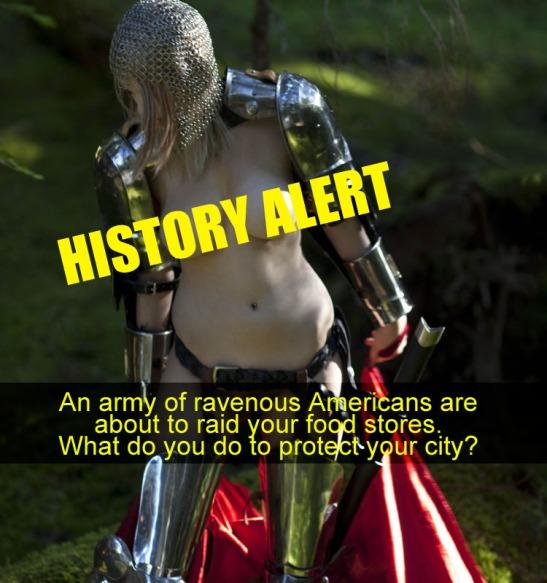 history alert