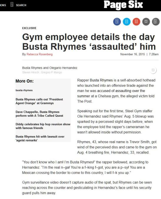 bustarhymes